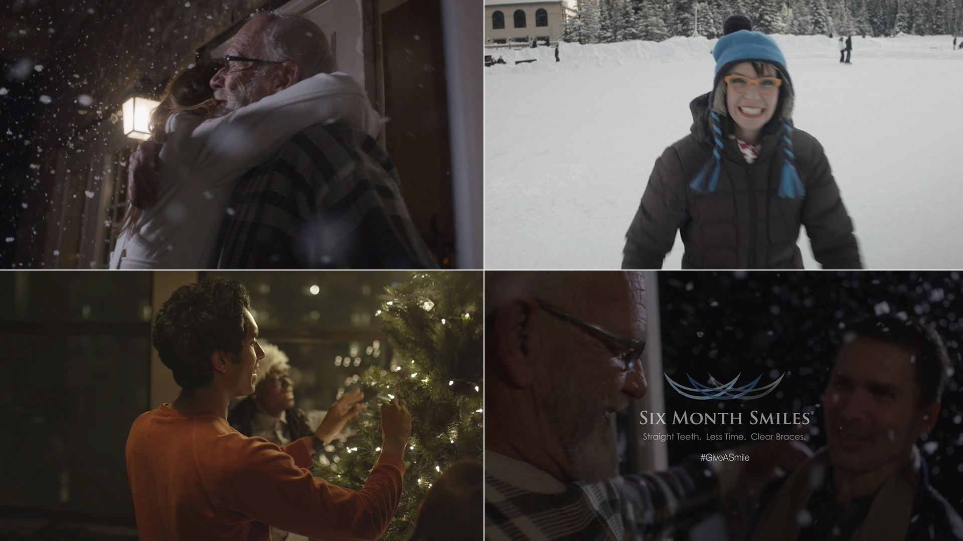 Six Month Smiles Video Christmas Holiday 2015