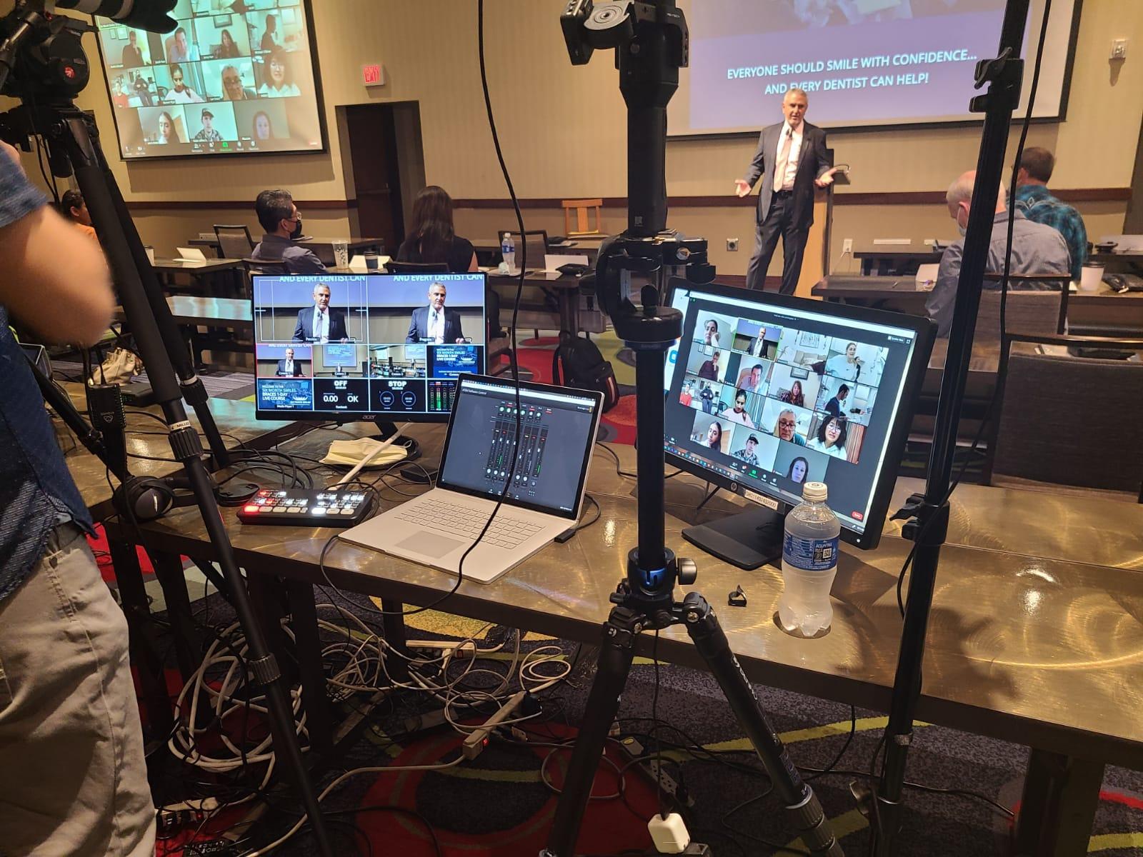 Livestream Course