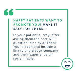 NPS_Happy_Patients_Promote