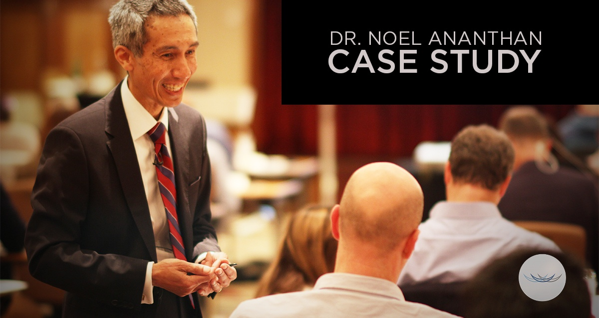 Noel Ananthan Six Month Smiles Case Study