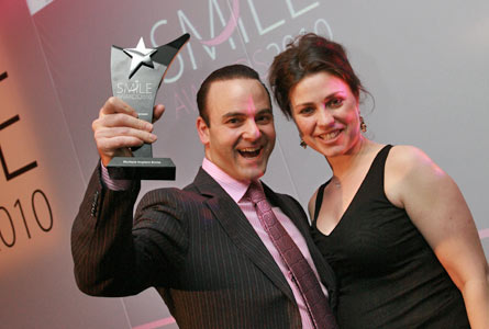 Dr. Zaki Kanaan and Dominique Kanaan